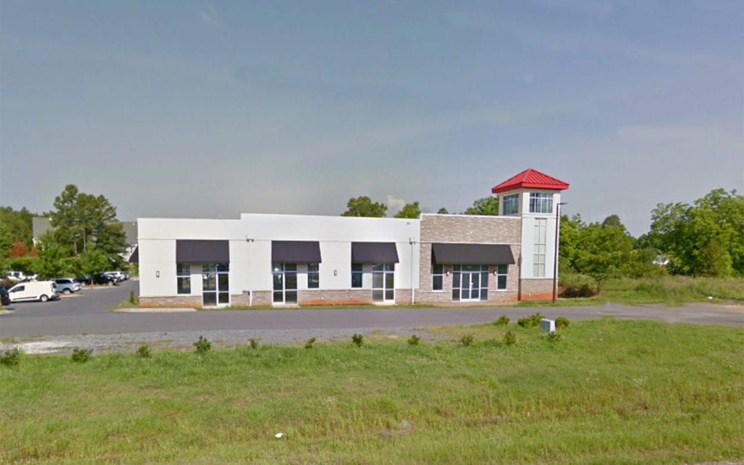Small Retail Center Along Hwy 521 Sells